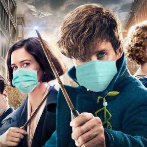 Natáčení filmu Fantastická zvířata zhatil koronavirus