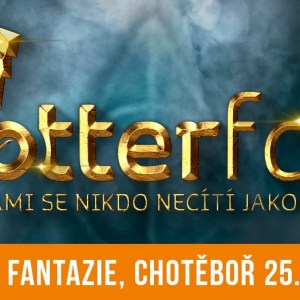 Post-koronavirový Festival fantazie s Potterfanem