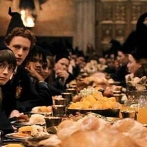 Halloweenské dobroty podle Harryho Pottera
