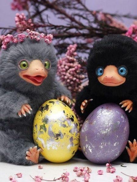 Do konkurzu o velikonočního fantastického zajíčka byli nominováni…