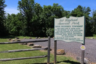 Bob Wayland Memorial Park of Upper Frederick was one of the winners in the tri-county parks contest that took place last money, earning $7,500 in grant funds.