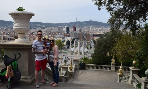 Barcelona City Break With Baby
