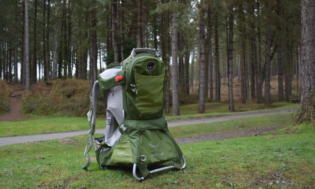 Osprey Poco AG Plus Child Carrier Review