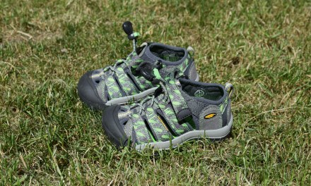 Keen Newport H2 Toddler Shoes Review