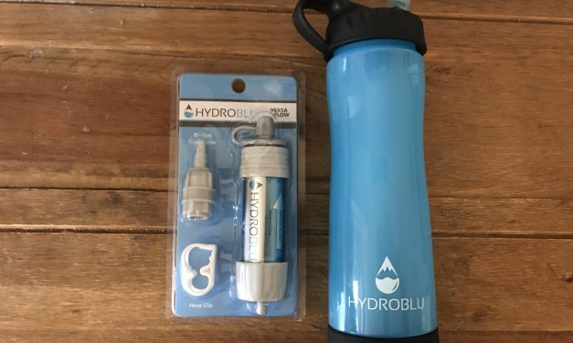 Hydroblu Clear Flow and Versa FLow Outdoor Water Filters Review
