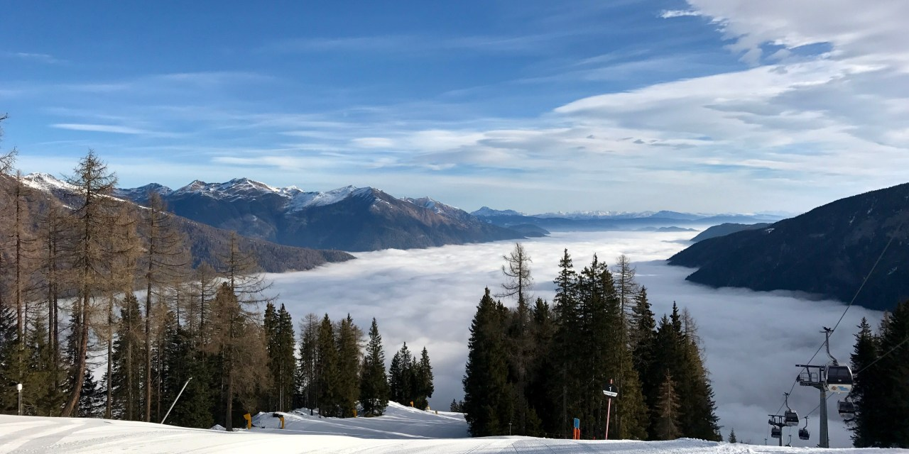 Family friendly Skiing in Folgarida, Italy