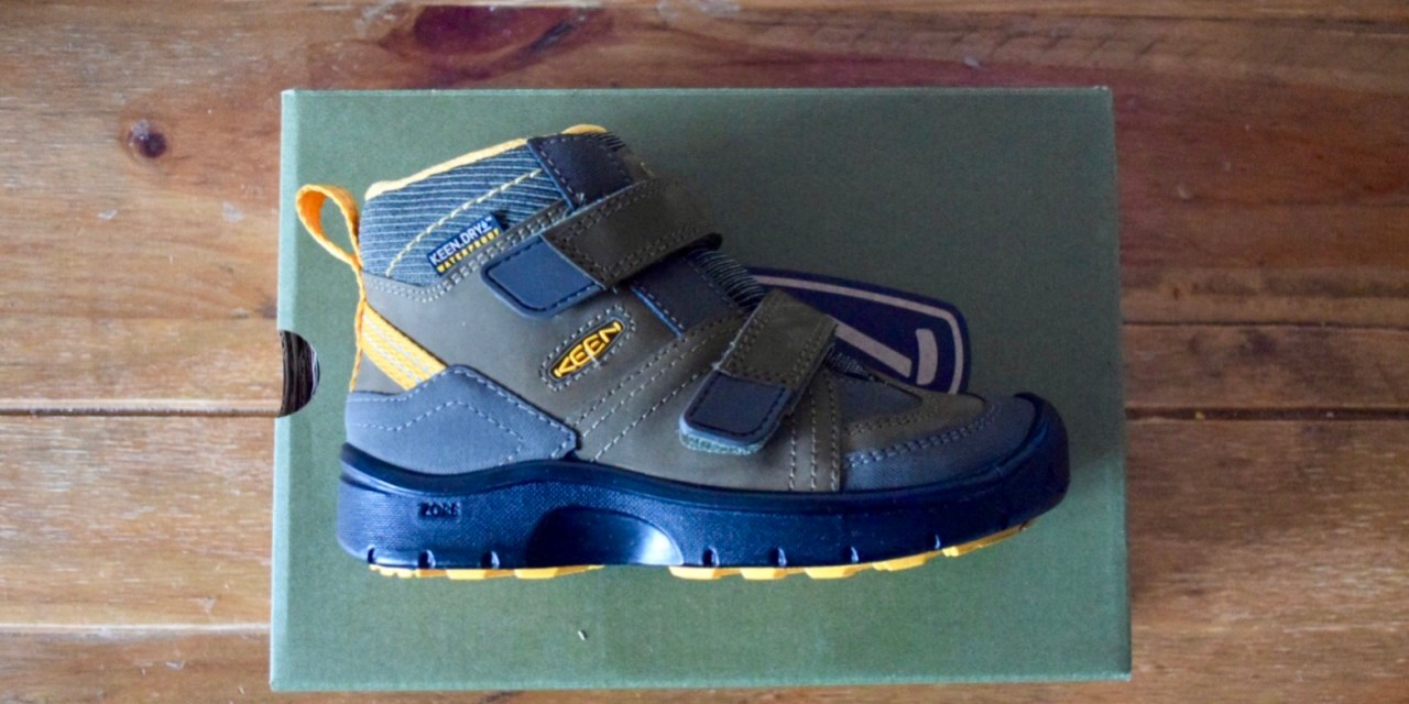 Keen Hikeport Mid boots – Little Boots for Big Adventures
