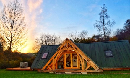 Offa's Pitch Luxury Glamping