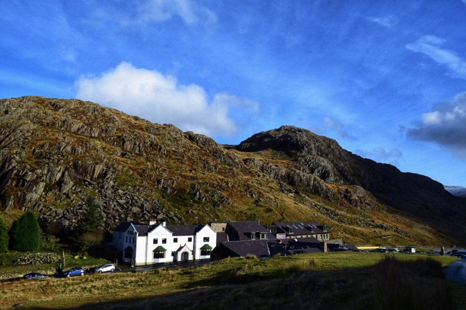 Snowdon youth hostel