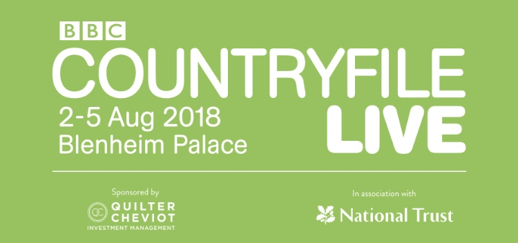 I've Been Added to the BBC Countryfile Live Line-up