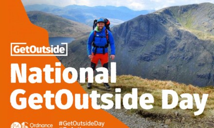 My Challenge to You on National GetOutside Day