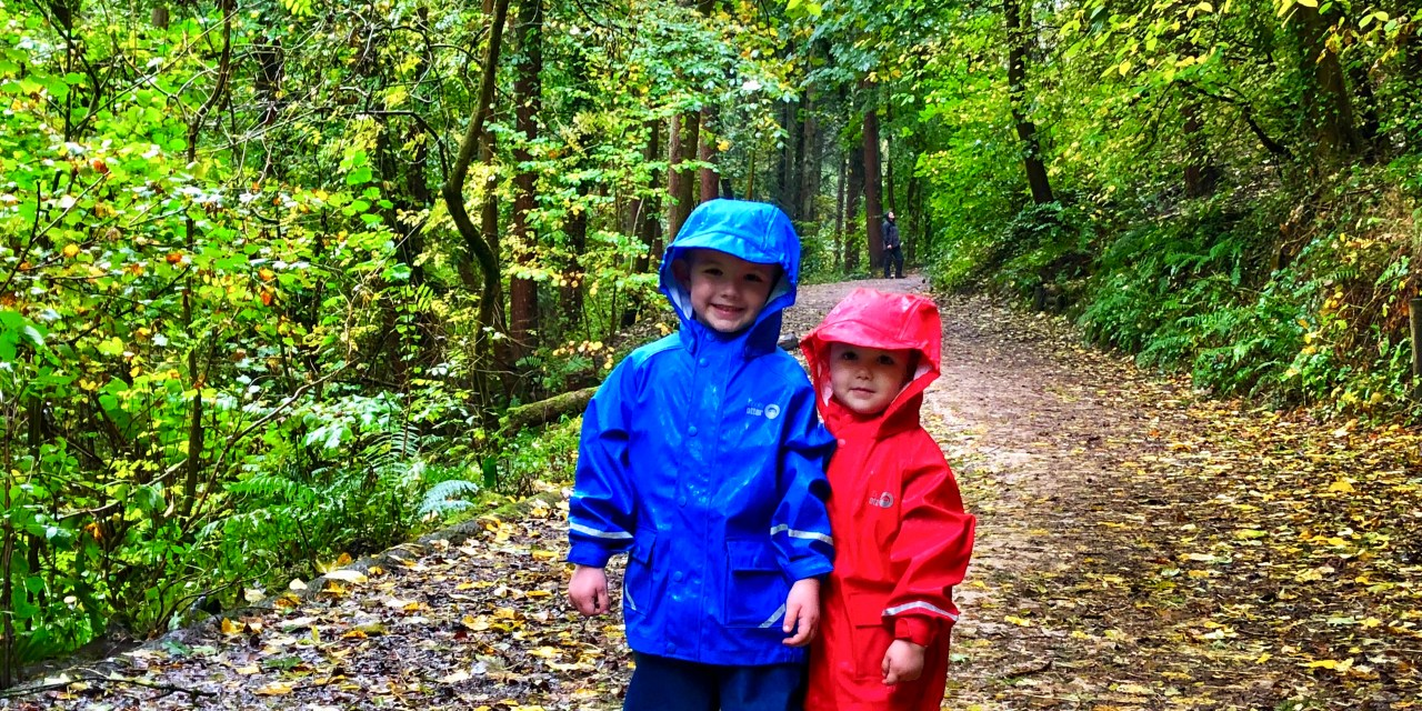 Spotty Otter Kid's Waterproofs Review