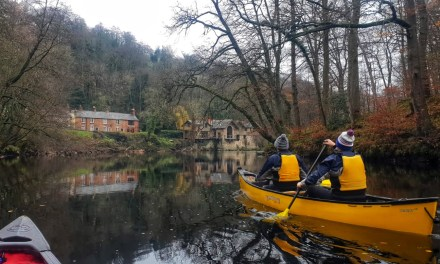 Canoeing and Bushcraft Stag Do Ideas