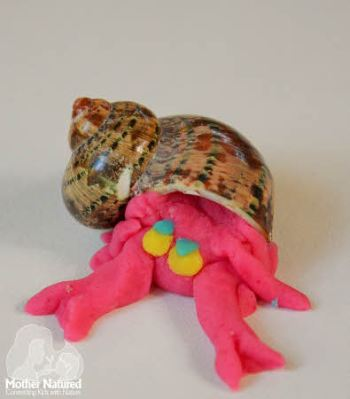 Playdough-anf-Shells2