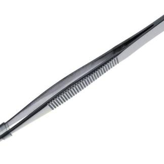 Steel Tweezers 3.5 inch for assembling Tinysaurs