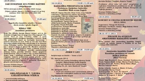 Programska knjižica 09.10.11.12./2013.