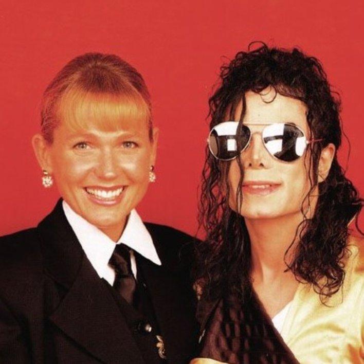 Michael Jackson o Rei do Pop e Xuxa
