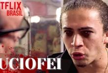 Whindersson como LucioFei   Netflix Brasil.
