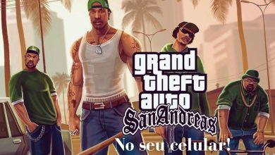 GTA: San Andreas no seu celular