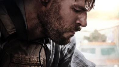 Foto/Reprodução: Chris Hemsworth em Resgate - Netftlix.