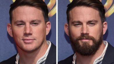 Aprenda usar app grátis para colocar barba na foto