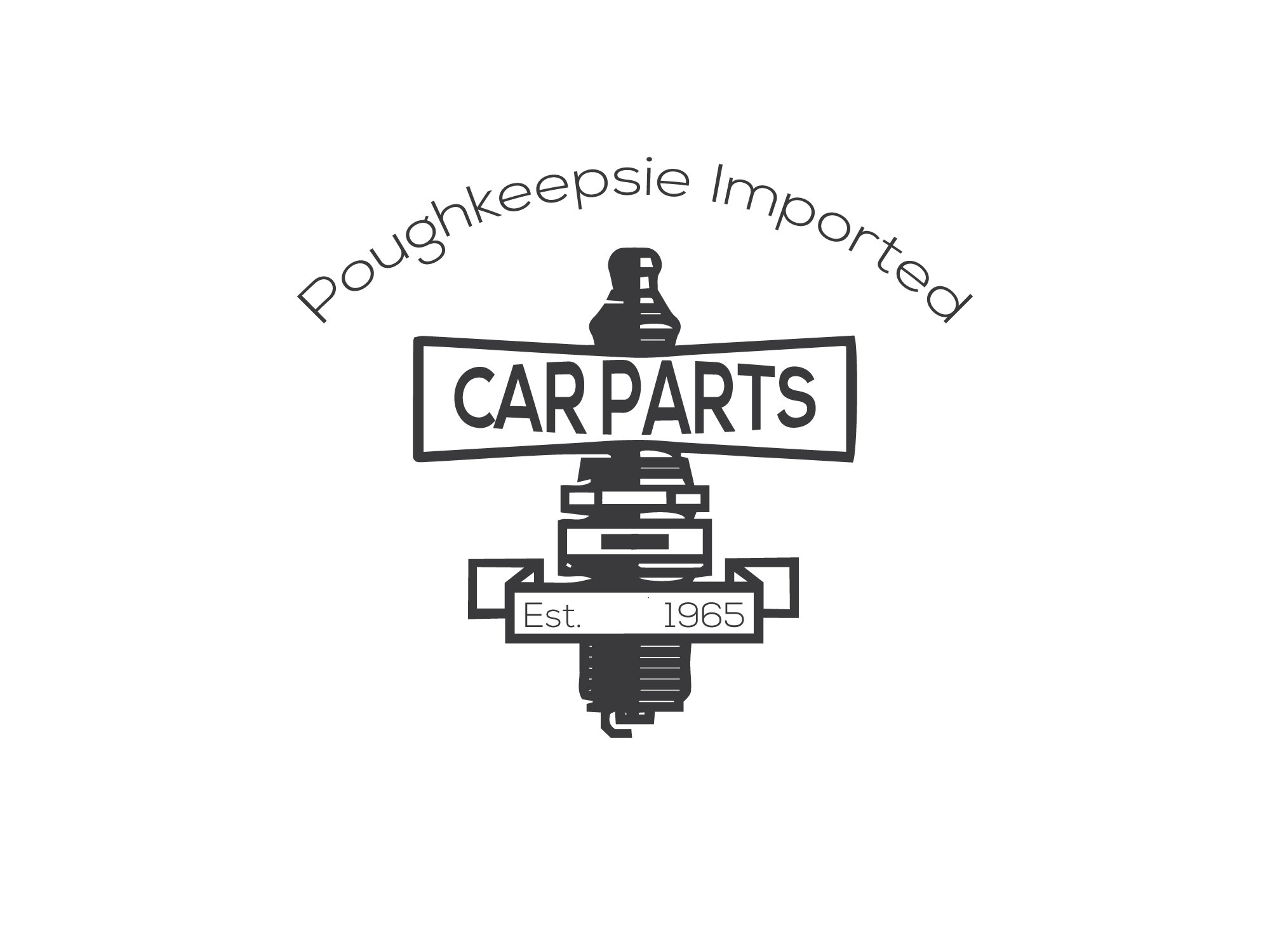 Poughkeepsie Imported Car Parts Logo
