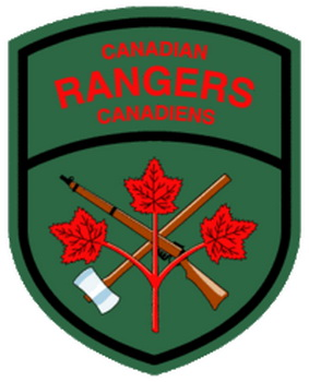 Badge of the Canadian Rangers