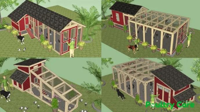 Building-a-Chicken-Run