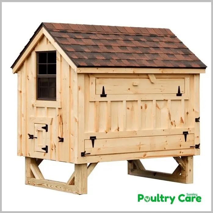 The Cottage Chicken Coop