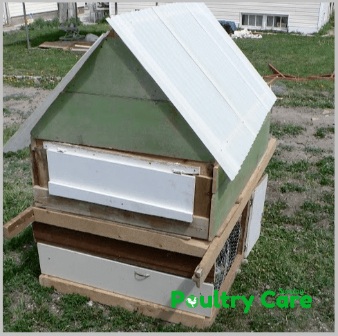 DIY Chicken Coop by Melissa