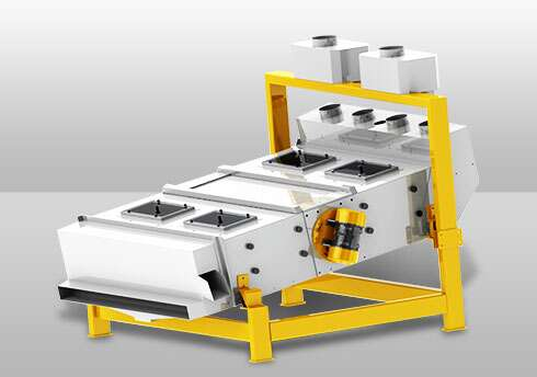Feed Cleaning Machine