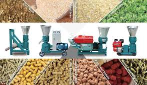 small poultry feed mill equipment