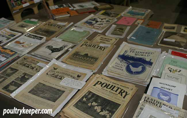 Antique Poultry Magazines