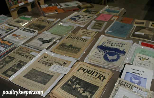 Antique Poultry Magazines