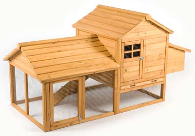 Cheap Chicken Coop Apex