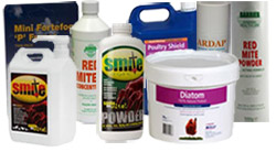 Red Mite Control Products