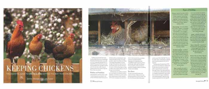 Keeping Chickens Book