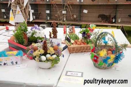 Egg Baskets. Photo courtesy of Rupert Stephenson.