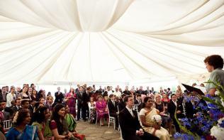civil-ceremony-terrace-marquee-poundon-house
