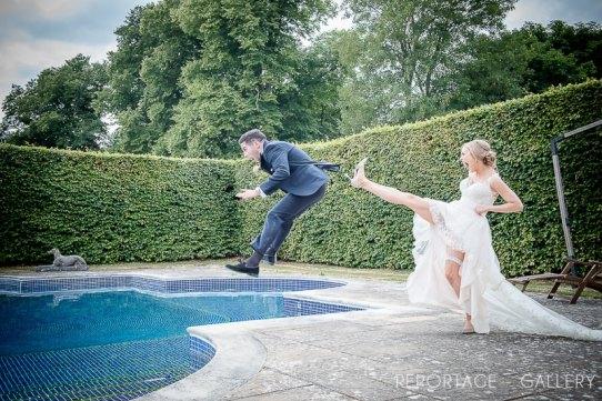 Phillippa + Jerome Interfaith wedding