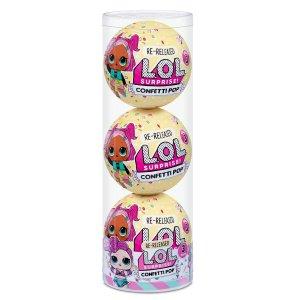 Poupee lol confetti pop re-released