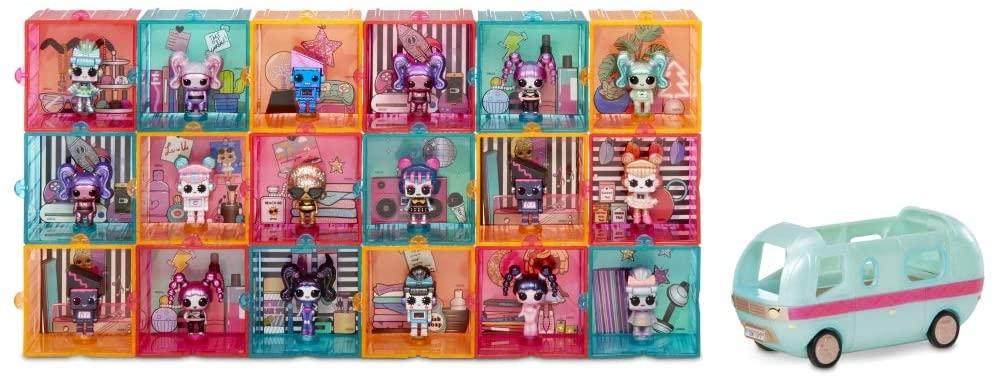 LOL Surprise Tiny Toys 18 poupées