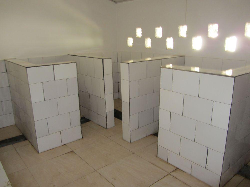 Trench Toilet (2/3)