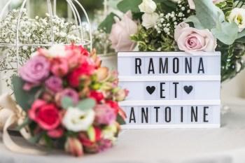 Mariage Ramona Antoine-Témoignage