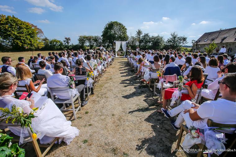 La cérémonie de l'amour de Luigi et Antonin