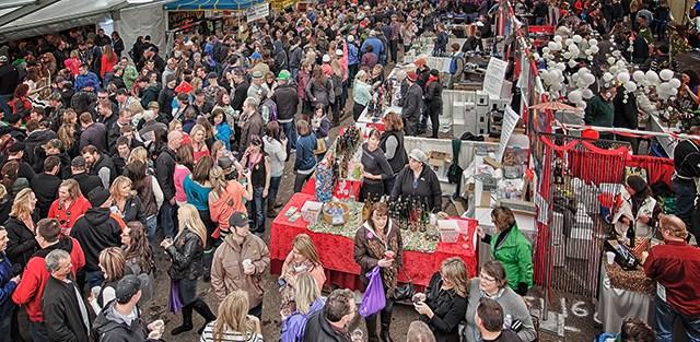 2015 Newport Seafood & Wine Festival Feb 19 – 22
