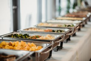 Corporate Catering Buffet