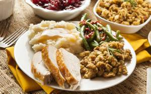 Holiday Meal Catering