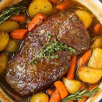 Yankee Pot Roast