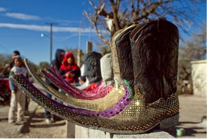 chaussures mexique